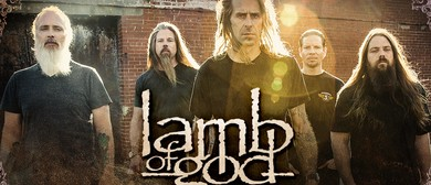 Lamb Of God Headline Show