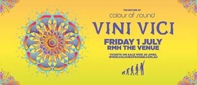 Colour of Sound - Vini Vici