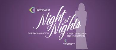 BreastWest Night of Nights