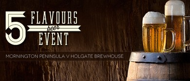 5 Flavours Beer Festival