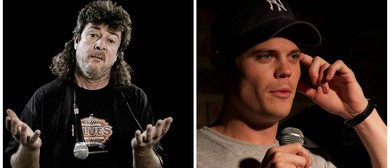 Comedy Shack Leapfrogs Chris Franklin & James Masters
