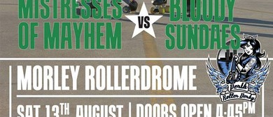 Roller Derby 2016 - Bout No. 3