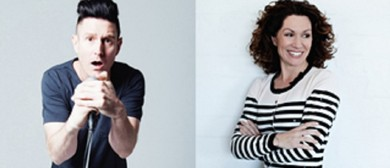 Comedy for a Cause feat Wil Anderson & Kitty Flanagan