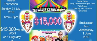 The Waves Carnival Day