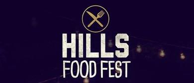 Hills Food Fest