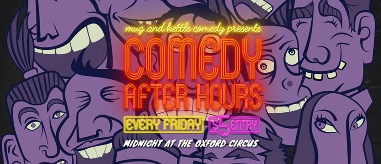 Comedy After Hours