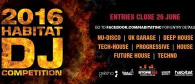 2016 Habitat DJ Competition