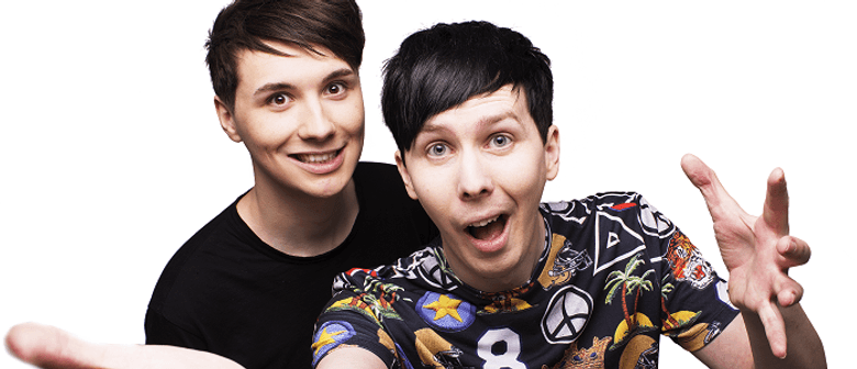 Dan and Phil - The Amazing Tour Is Not On Fire