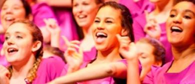 Australian Girls Choir In Concert