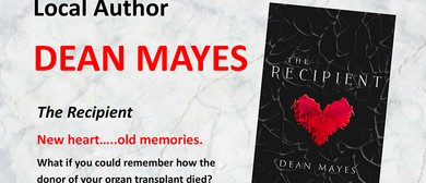 Local Author Dean Mayes