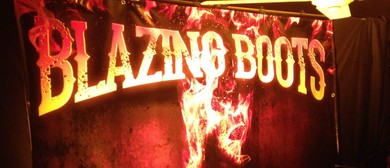 Friday Night - Blazing Boots