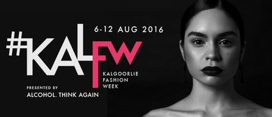 Kalgoorlie Fashion Week 2016 - Forget Me Not