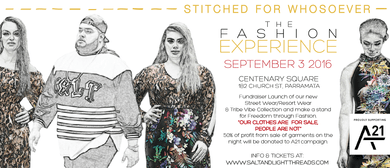 The Fashion Experience - Stitched for Whosoever: CANCELLED