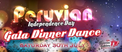 Peruvian Independence Day Gala Dinner Dance