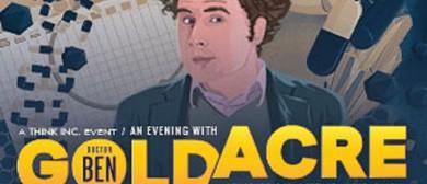 An Evening With Dr. Ben Goldacre