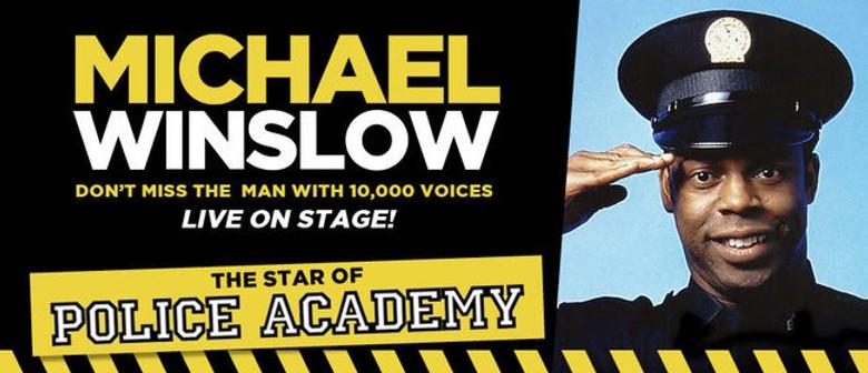 Michael Winslow Australian Tour