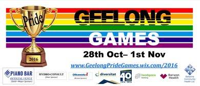 Geelong Pride Games