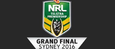 2016 NRL Telstra Premiership Grand Final