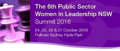 The 6th Public Sector Women In Leadership Summit 2016