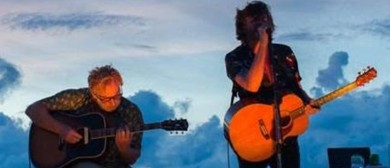 Tex Perkins and Murray Paterson