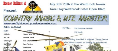 CareFlight Country Music and Ute Muster