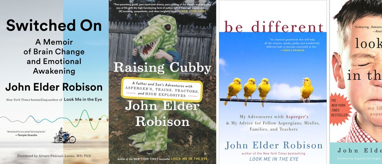 Adelaide Writers' Week -  John Elder Robison - Switched On