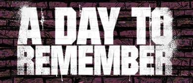 A Day To Remember - Bad Vibes Tour