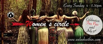 Weekly Women's Circle