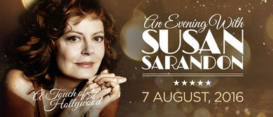 An Evening With Susan Sarandon