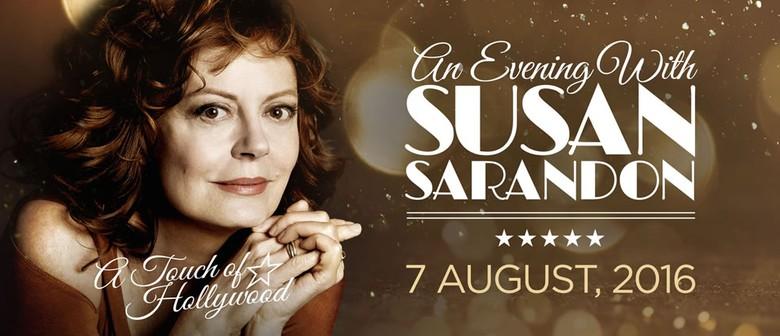 An Evening With Susan Sarandon