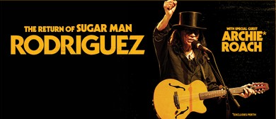 The Return Of Sugar Man, Rodriguez: SOLD OUT