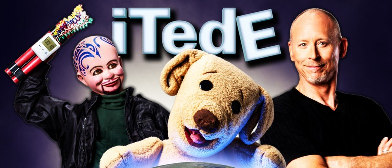 Strassman's Hilarious Brand-New Show - iTedE