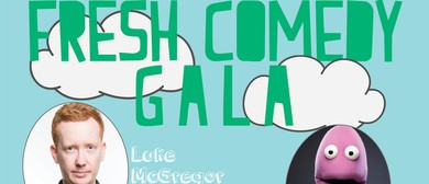 The Fresh Comedy Gala - Celebrating 5 Years of Fresh Comedy