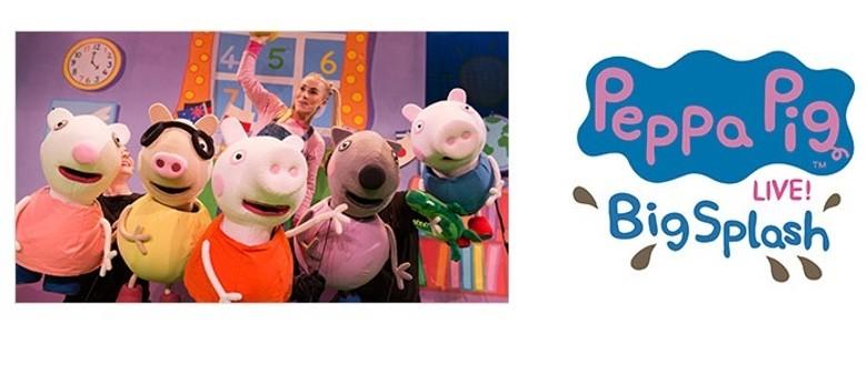 Peppa Pig Live! Big Splash