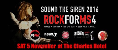 Sound the Siren Rock for MS4
