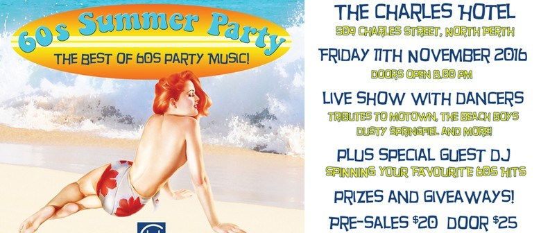 60's Summer Party
