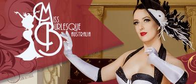 Miss Burlesque Victoria 2016