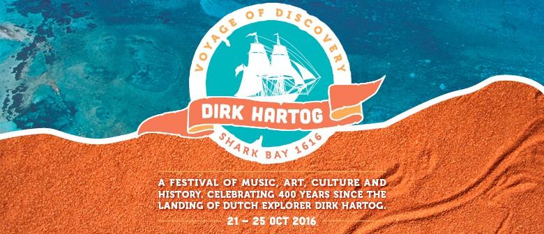 Dirk Hartog Voyage of Discovery - Shark Bay 1616