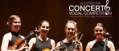Australian Concerto and Vocal Competition Concerts