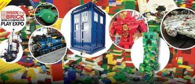 Inside the Brick LEGO Model Expo Geelong 2016