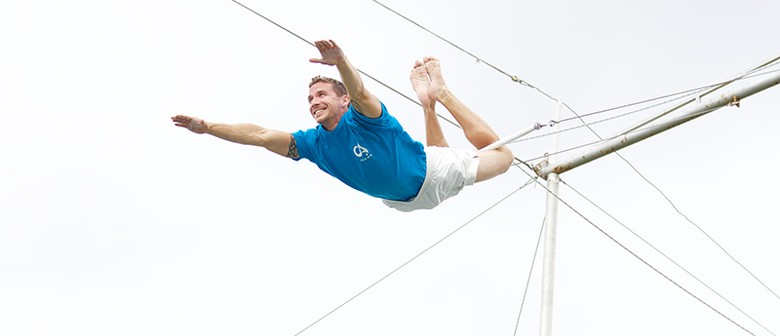 10-Week Flying Trapeze Challenge