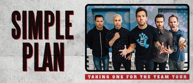 Simple Plan - Taking One For The Team Tour