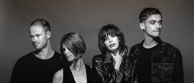 The Jezabels - Synthia National Tour