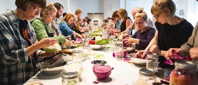 Lactic Fermentation of Veggies, Fruits & Beverages Workshop