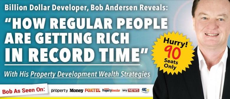Free Property Development Event By Billion Dollar Developer