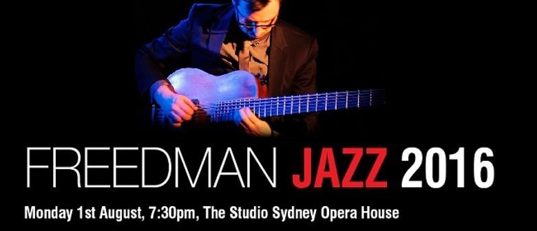Freedman Jazz 2016