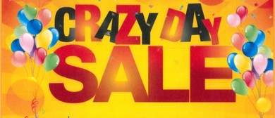 Crazy Day - Ekka One Day Sale