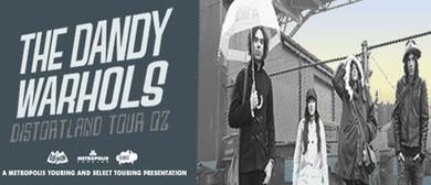 The Dandy Warhols - Distortland Tour