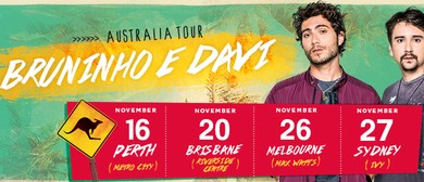 Bruninho and Davi Australian Tour