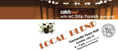 Local Blend Fundraising Concert